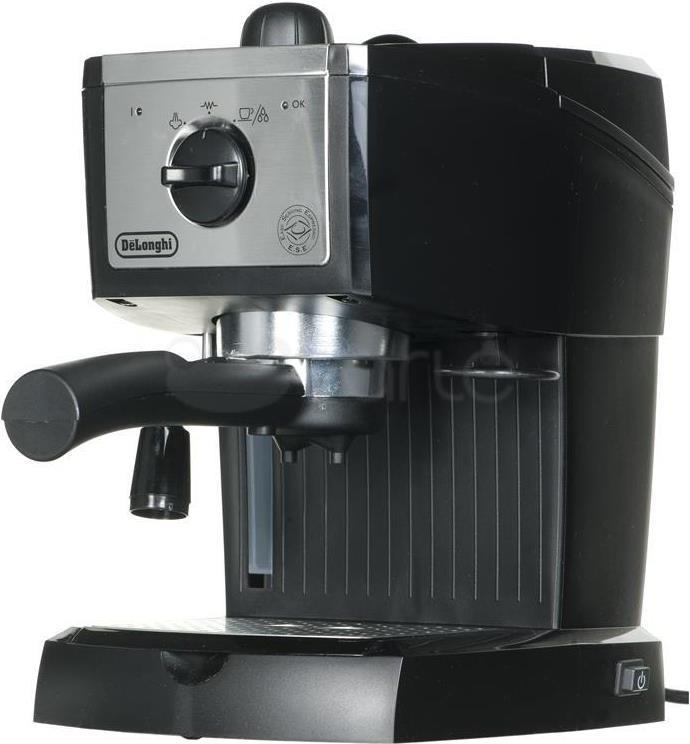 Kaffee, Tee - De'Longhi EC 156.B Kaffeemaschine mit Cappuccinatore 15 bar Schwarz  - Onlineshop JACOB Elektronik
