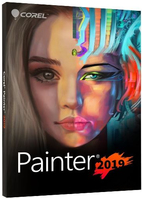 Corel Painter 2019 - Box-Pack - 1 Benutzer - Win, Mac - Multi-Lingual