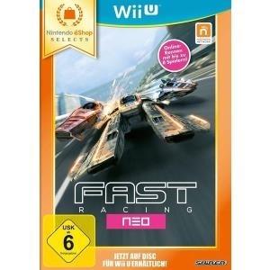Computerspiele, Konsolenspiele - Fast Racing Neo Nintendo eShop Selects Wii U Spiel inkl. Neo Future Pack (2328740)  - Onlineshop JACOB Elektronik