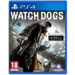 Ubisoft Watch_Dogs D1 Edition (PEGI) (300057769) - broschei