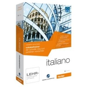 Digital publishing Vokabeltrainer Italiano (978...