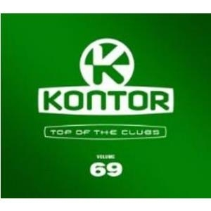 Edel Various Kontor Top Of The Clubs Vol. 69 (1...