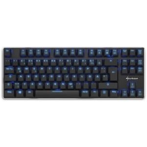 Gamingzubehör - Sharkoon PureWriter TKL Red USB Anti Ghosting Keys Min. 50 Millionen Anschläge (4044951020928)  - Onlineshop JACOB Elektronik