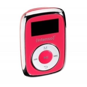 CD, MP3 Player - Intenso Music Mover Digital Player pink (3614563)  - Onlineshop JACOB Elektronik