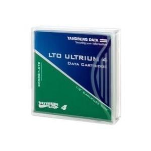 Tandberg - LTO Ultrium 4 - 800GB / 1.6 TB - Speichermedium (0043 3781)
