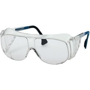Uvex Überbrille 9161005 Polycarbonat-Scheibe DIN EN 166 170 (9161005)