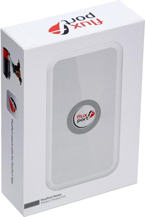 FluxPort Home Edition Innenraum Weiß Ladegerät ...