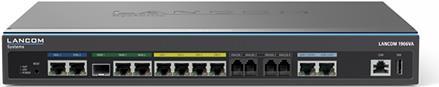 LANCOM 1906VA - Router - ISDN/DSL - 4-Port-Swit...