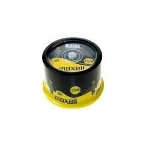 Maxell CD-R Rohlinge (52x Speed, 700MB, 80Min, ...