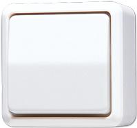 Jung 606 A WW Lichtschalter Weiß (606AWW)