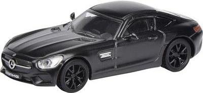 Schuco Mercedes-Benz AMG GT S concept black Vor...