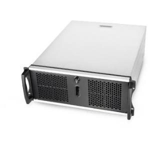 Chenbro Micom RM41300-F2 4U Schwarz - Grau Netz...