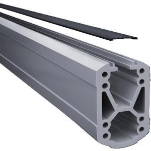 Rittal Tragprofil offen Aluminium Hellgrau (L x B H) 2000 75 120 mm CP 6212.210 1 St. - broschei