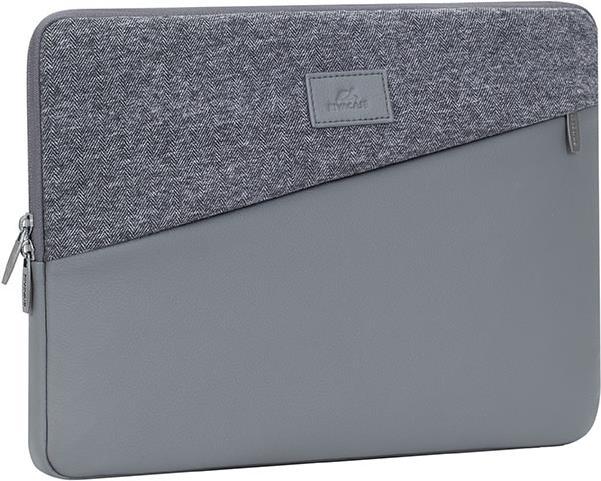 Computertaschen - Rivacase 7903 13.3 Notebook Hülle Grau (7903 GREY)  - Onlineshop JACOB Elektronik
