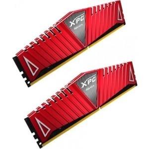 Arbeitsspeicher - Adata XPG Z1 Series DDR4 16 GB 2 x 8 GB DIMM 288 PIN 2400 MHz PC4 19200 CL16 1.2 V ungepuffert nicht ECC Rot (AX4U240038G16 DRZ)  - Onlineshop JACOB Elektronik