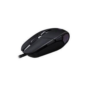 Logitech G303 Daedalus Apex - Maus - optisch - 6 Tasten - kabelgebunden - USB
