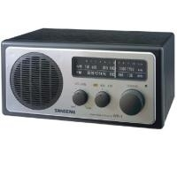 Sangean WR-1 - Radio - Silber