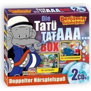 Kiddinx Benjamin Blümchen - Die Tatü Tataaa Box...