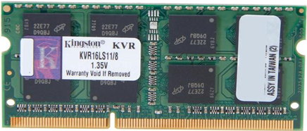 Kingston ValueRAM DDR3L (KVR16LS11/8) (Bild #4)