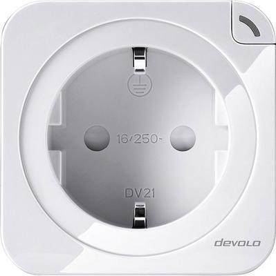 Devolo Home Control Funk-Steckdose Home Control...