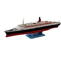 Revell Queen Elizabeth 2 - 1:1200 - Passagiersc...