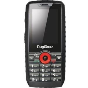 Outdoor Telefone - Ruggear RG160PRO Mobiltelefon 3G microSDHC slot GSM 320 x 240 Pixel 2 MP Schwarz  - Onlineshop JACOB Elektronik