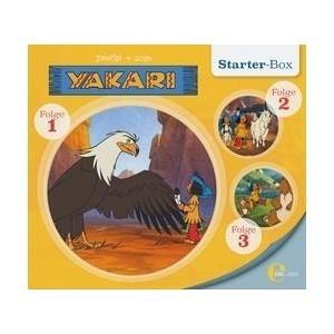 Yakari - Starter-Box (CD) - broschei
