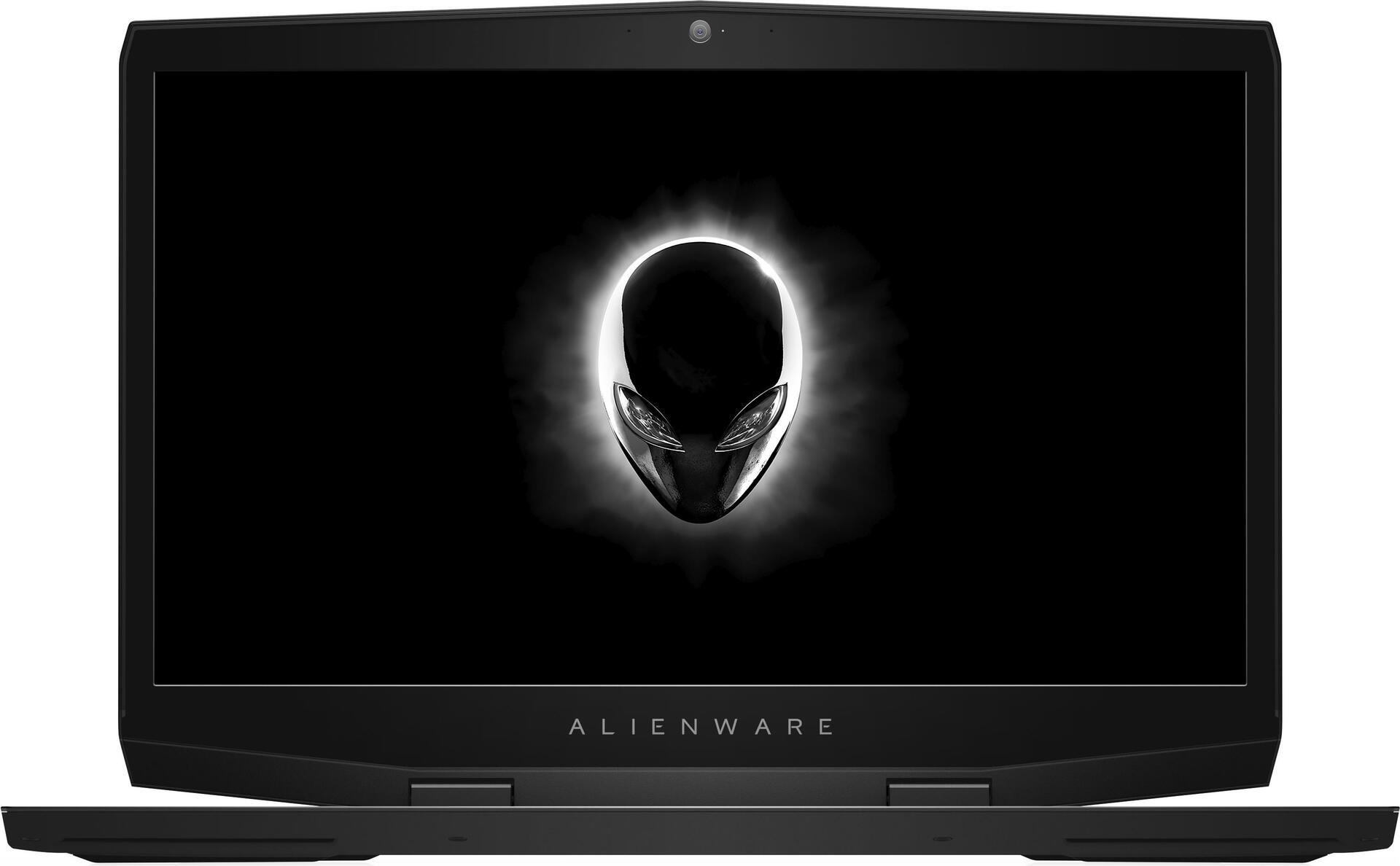 Alienware m17 Schwarz - Silber Notebook 43,9 cm (17.3 ) 1920 x 1080 Pixel 2,20 GHz Intel® Core i7 der achten Generation i7-8750H (XW6MJ)