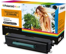 Polaroid Toner LS-PL-26001-00 ersetzt LEXMARK T650H11E/ T650H21E, schwarz, Kapazität: 25.000 Seiten - 1 Stück (LS-PL-26001-00)