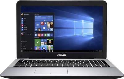 Asus VivoBook F555QA-XO358T 39.6 cm (15.6 ) Notebook AMD A10 8 GB 1024 GB HDD AMD Radeon R5 Windows® 10 Home Schwarz, Silber (90NB0D52-M04650)