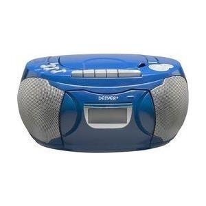 Denver UKW CD-Radio TCP-39 AUX, CD, Kassette, U...