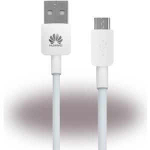 Huawei - Ladekabel / Datenkabel - Micro USB - 1m - Weiss