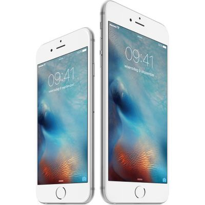 Apple iPhone 6s Smartphone (MN0X2ZD/A) (Bild #4)