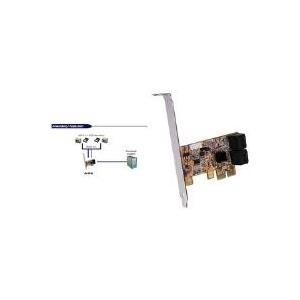 Exsys EX-3516 - Speichercontroller (RAID) - 4 S...