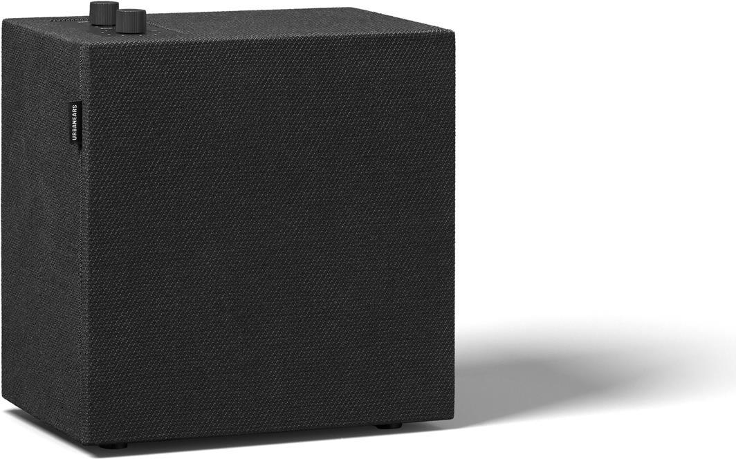 Lautsprecher - Urbanears Stammen Vinyl Black Multiroom Lautsprecher (WiFi, Bluetooth 4.2, AirPlay, Spotify Connect, 3.5mm Input) (04091949)  - Onlineshop JACOB Elektronik