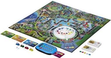 Hasbro Spiel des Lebens Banking - Wirtschaftssi...