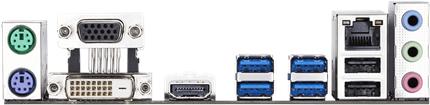 Gigabyte GA-A320M-S2H - 1,0 - Motherboard - Mikro-ATX - Socket AM4 - AMD A320 - USB 3,1 Gen 1 - Gigabit LAN - Onboard-Grafik (CPU erforderlich) - HD Audio (8-Kanal) (GA-A320M-S2H)