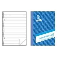 AVERY Zweckform Formularbuch Durchschreibbuch, A4, liniert - für den Markt: D - L - A - CH (905)