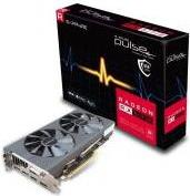 Sapphire Pulse Radeon RX 570 Optimized - Grafikkarten - Radeon RX 570 - 8 GB GDDR5 - PCIe 3.0 x16 - 2 x HDMI, 2 x DisplayPort - Lite Retail (11266-66-20G)