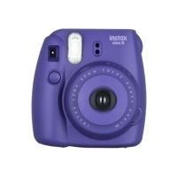 Fujifilm Instax Mini 8 - Instant Kamera Objektiv: 60 mm Grape (70100114776) - broschei
