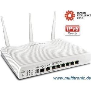 Vigor 2860Vac VDSL2/ADSL2+ Modem VoIP Dualband-...