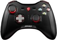 MSI Force GC30 - Game Pad - kabellos, kabelgebu...