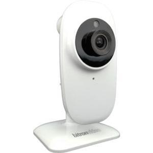 Telekom Bitron video camera inside - Netzwerk-Überwachungskamera - Farbe (Tag&Nacht) - 2 MP - 1280 x 720 - 720p - Audio - drahtlos - Wi-Fi - LAN - MJPEG, H.264 - Gleichstrom 5/12 V (40352617)