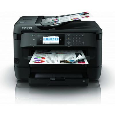 Epson WorkForce WF-7720DTWF (C11CG37412) (Bild #9)