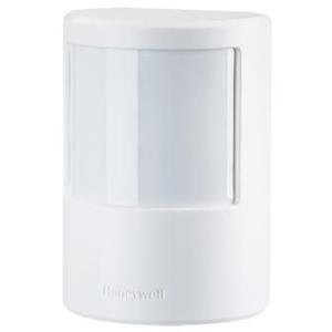 Sicherheit - Honeywell HS3PIR1S Funk Indoor Bewegungsmelder 868MHz zur Überwachung von Räumen, Eingängen oder Fluren im Innenbereich Detektiert Wärmeveränderungen per Erfassung von Temperaturdifferenzen Linsenreichweite 12m bei 2,5m Montagehöhe,  - Onlineshop JACOB Elektronik