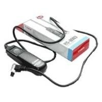 Canon RS-80N3 - Fernbedienung - 1 Tasten - Kabel - für EOS 1, 10D, 1D, 1Ds, 1N, 1V, 20D, 20Da, 3, 30D, 40D, 50D, 5D, 5DS, 6D, 7D, D30, D60, M6