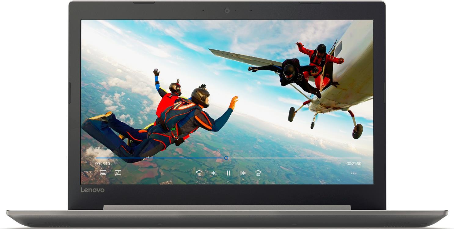 Notebooks, Laptops - Lenovo 320 15ISK 80XH Core i3 6006U 2 GHz Win 10 Home 64 Bit 8 GB RAM 128 GB SSD 1 TB HDD 39.6 cm (15.6) TN 1920 x 1080 (Full HD) GF 920MX HD Graphics 520 Wi Fi, Bluetooth Onyx Black  - Onlineshop JACOB Elektronik