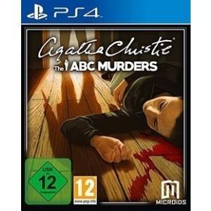 Namco Bandai Games Agatha Christie - The ABC Mu...