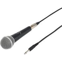 Mikrofone - Renkforce Hand Gesangs Mikrofon PM58B Übertragungsart Kabelgebunden inkl. Kabel (PM58B)  - Onlineshop JACOB Elektronik