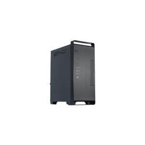 Chieftec UNI Series BT-04B-U3 - Tower - Mini-ITX 250 Watt ( SFX12V ) - USB/Audio